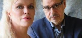 Hanne Herland and Walid al Kubaisi