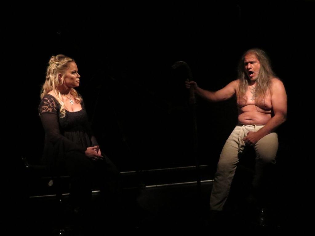Fryktløse Nordmenn TV serie, Lars Magnar Enoksen, Herland Report
