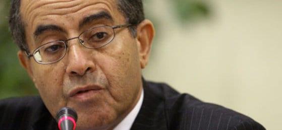 Mahmoud Jibril.
