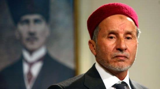 Mustafa Abdul Jalil.