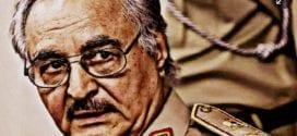 General Haftar Libya Getty