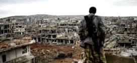 Eastern Ghouta battlefield
