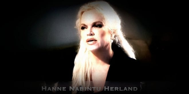 Hanne Nabintu Herland bestselling author Herland Report historian