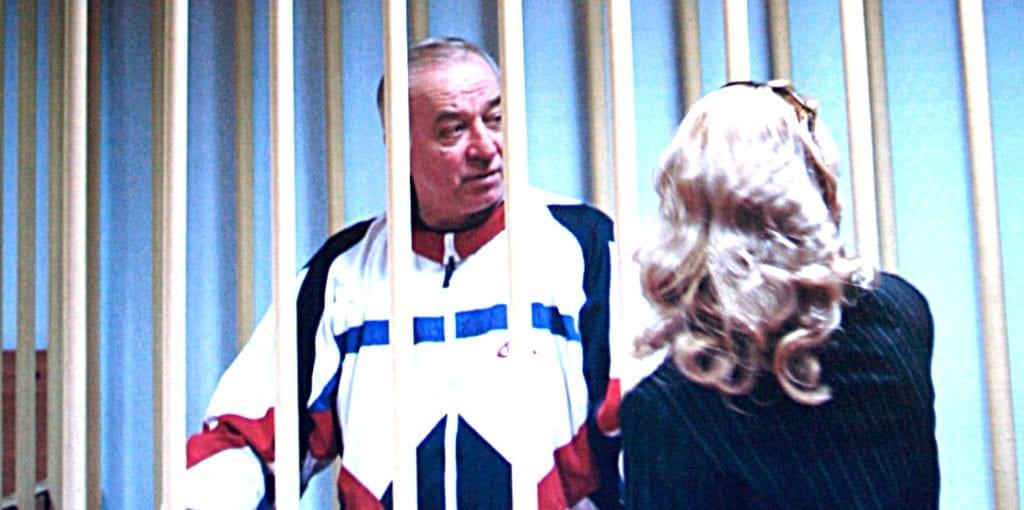 Sergei Skripal Circus is British Comedy