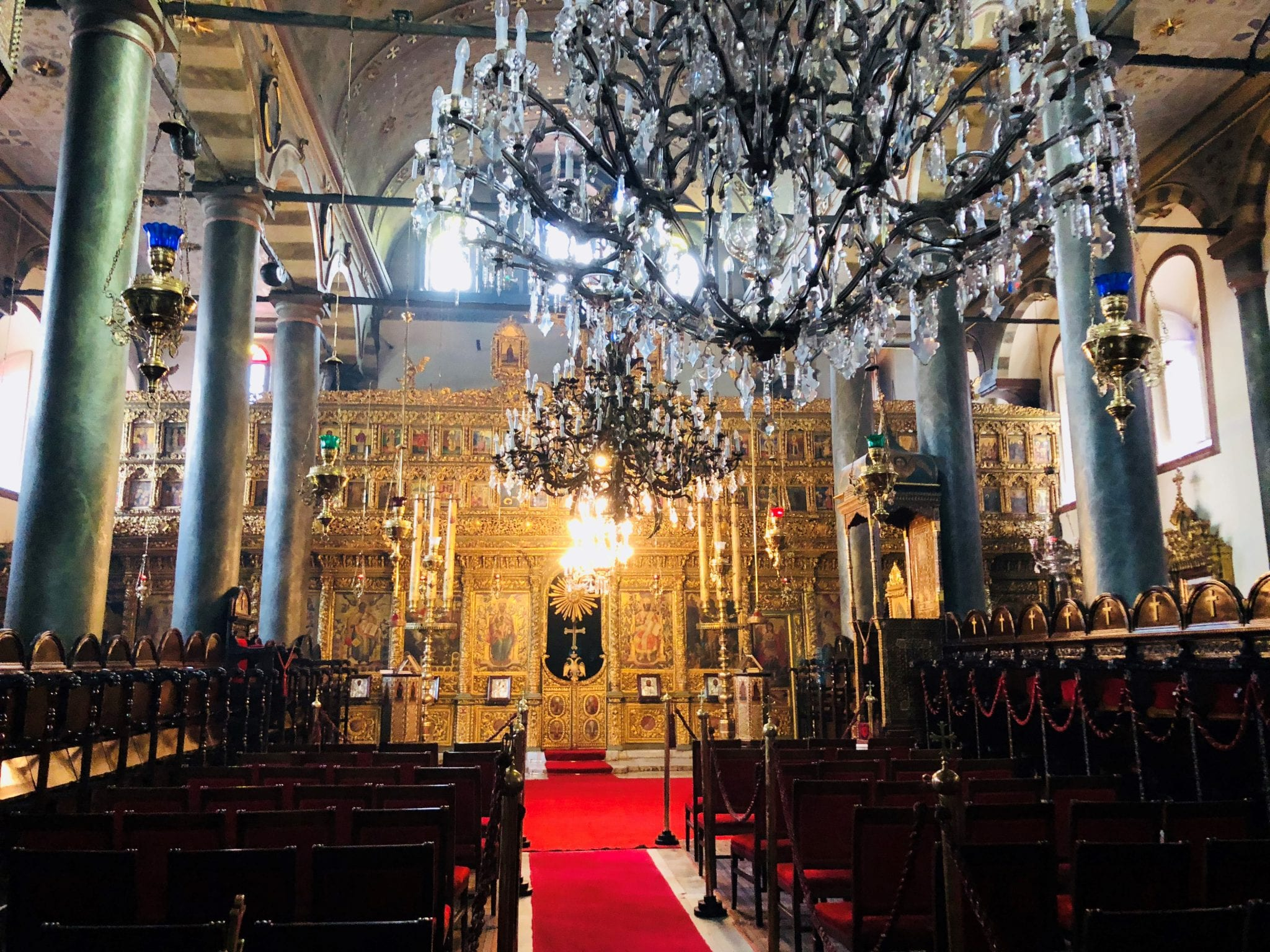 Ecumenical Patriarchy, Eastern Orthodox Church, Istanbul. Celebrating Easter with Eastern Orthodox Christians in the Middle East, Hanne Nabintu Herland Report Istanbul