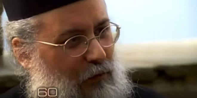 Watch CBS 60 Minutes: The exclusive glimps into the Orthodox Christian faith in Holy Mount Athos, Greece