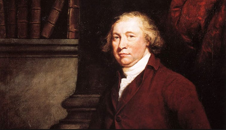 Conservative Disdain for Revolutions: Edmund Burke's advocacy for gradual change - Hanne Nabintu Herland at WND