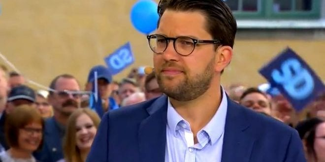 Sverigedemokratene hylles de i Russland - Bjørn Ditlef Nistad