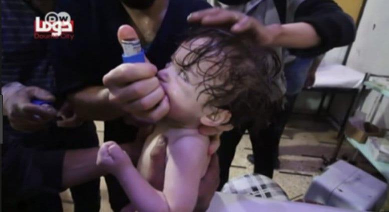 "Upcoming false flag operation in Syria? Idlib creating ""Assad chemical attacks"""