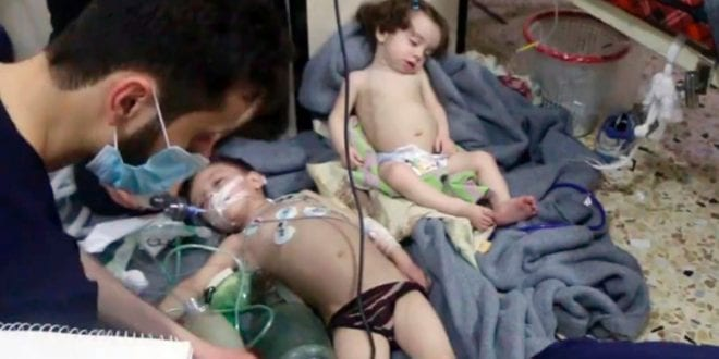 "Upcoming false flag operation in Syria? Idlib creating ""Assad chemical attacks"" Herland Report"