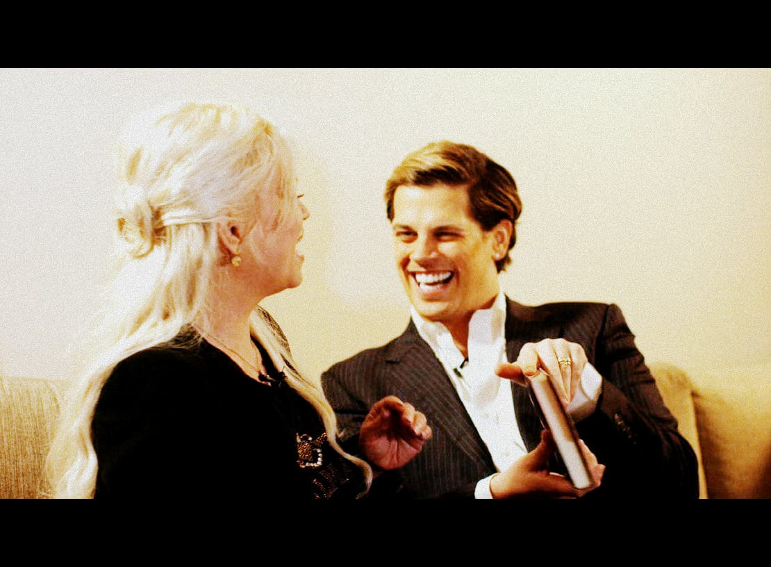 The New Left West hates Christians: Milo Yiannopoulos on Hanne Nabintu Herland Report.