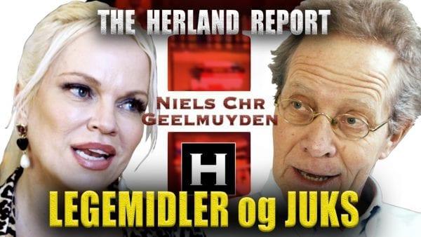 Niels Chr. Geelmuyden forskning finansiert av legemiddelindustrien: Niels Chr. Geelmuyden