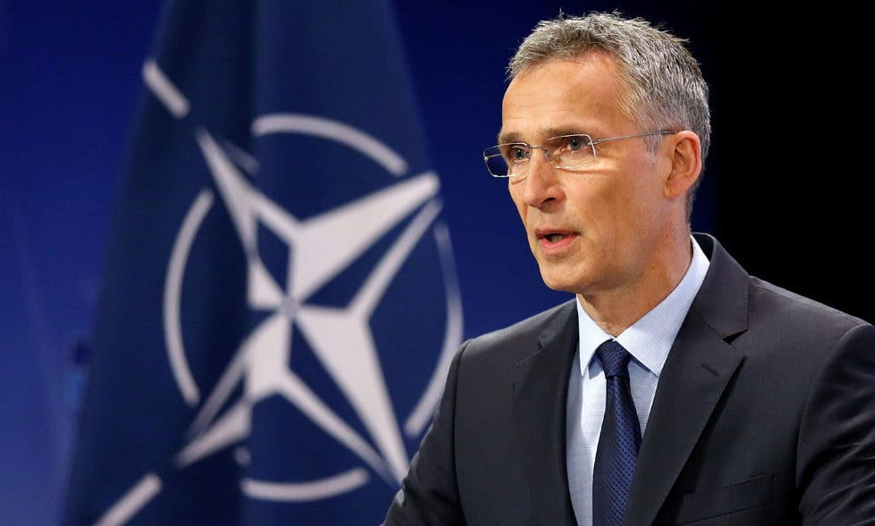 NATO chief Jens Stoltenberg would gladly crush Libya again