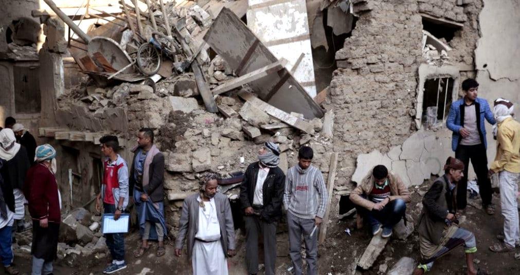 Yemen, starvation is crushing a nation, Paul Craig Roberts Yemen AP Herland Rpeort
