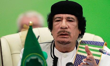 Muammar Gaddafi Herland Report