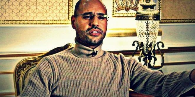 Saif al Islam Gaddafi El Lindro
