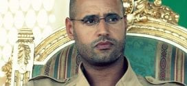 Saif al-Islam Gaddafi for Presidency. Salf al Islam Gaddafi Libya Newsweek