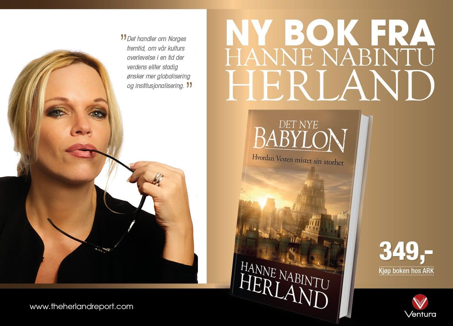 Det Nye babylon, Hanne Herland
