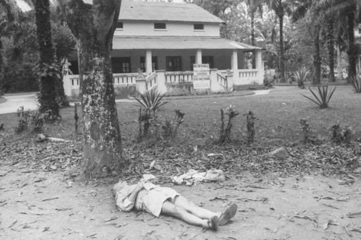 Congo 1960s.