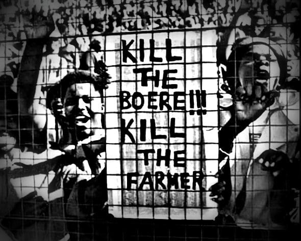 White Genocide: Apartheid against Whites: South Africa