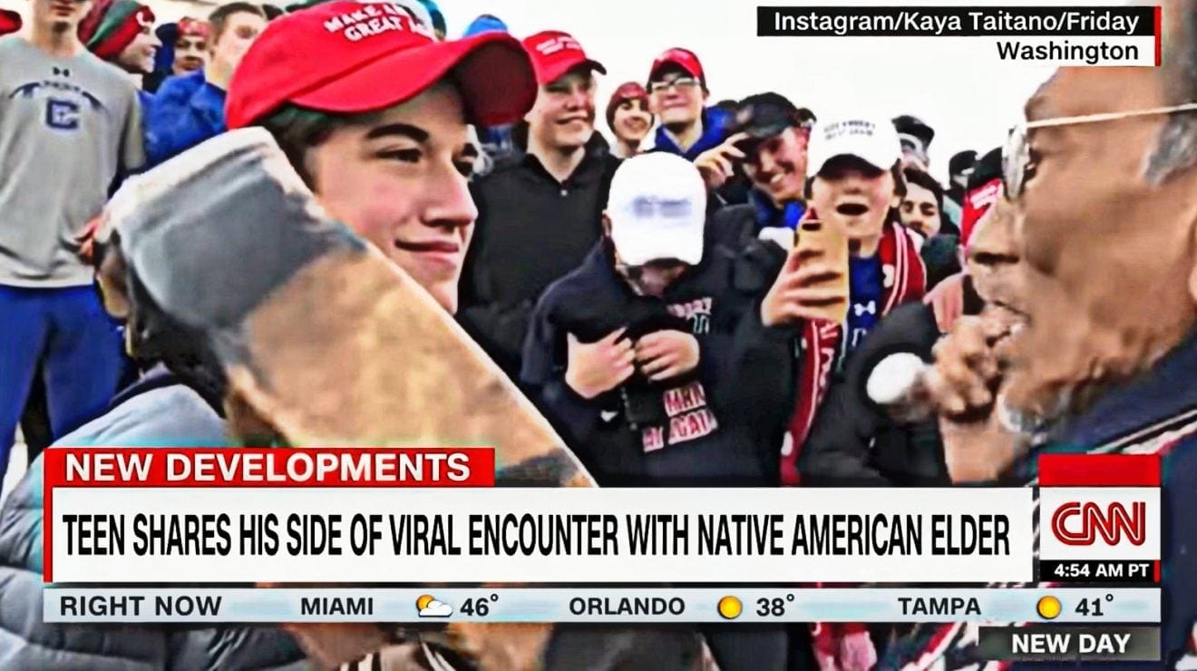 The Covington High Scandal: One of the worst demonstrations of