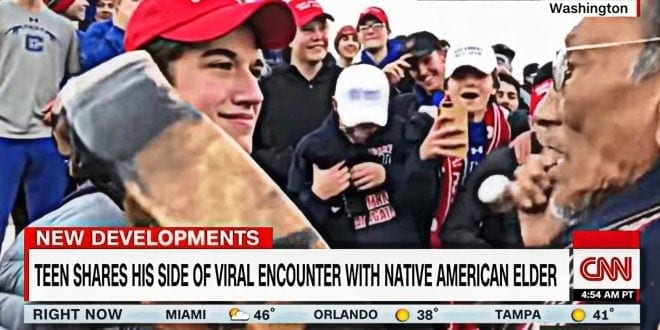 Covington High Scandal: Horrible Racism against Whites Herland Report