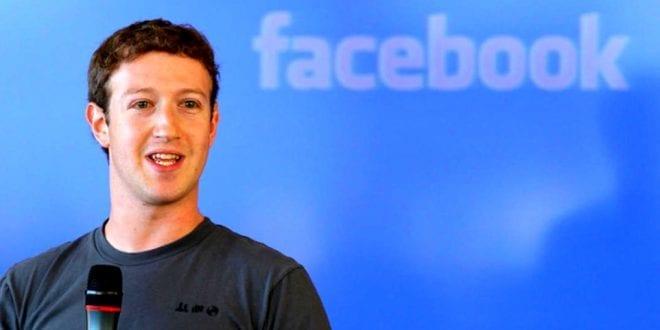 Facebook Zucherberg AP