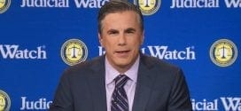 Judicial warch tom fitton herland report