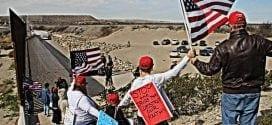 US southern El Paso border.