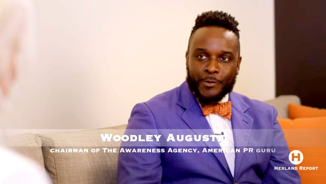 NEW SHOW: The Fall of Western Journalism - Woodley Auguste, Herland Report