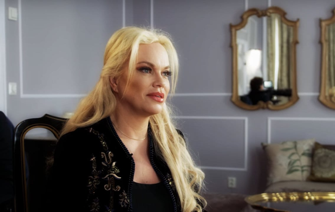 Historian of comparative religions, author and founder of The Herland Report, Hanne Nabintu Herland.