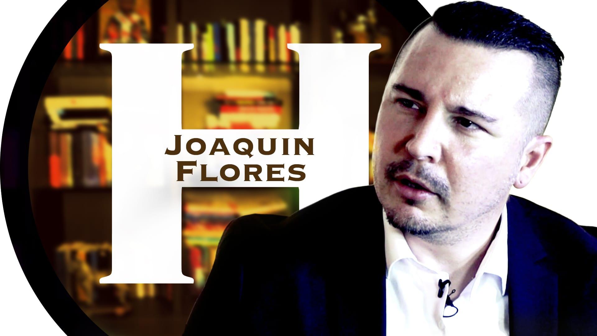 Hans-Erik Husby hadde rett. Joaquin Flores