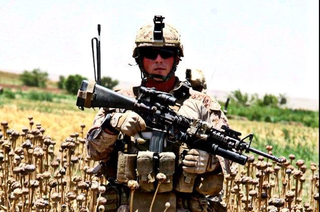 Afghanistan. AFP photo.