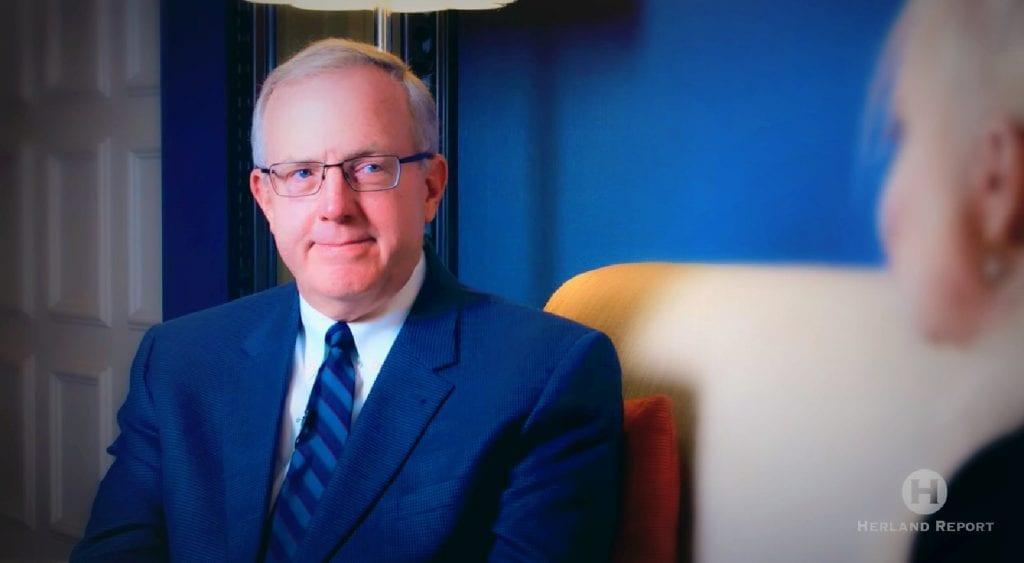 Chris J. Farrell: Hillary Clinton ran criminal enterprise from the White House: Herland Report
