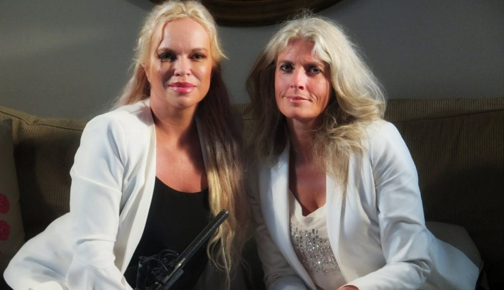 The world is not only political but spiritual: Iben Thranholm and Hanne Nabintu Herland Report