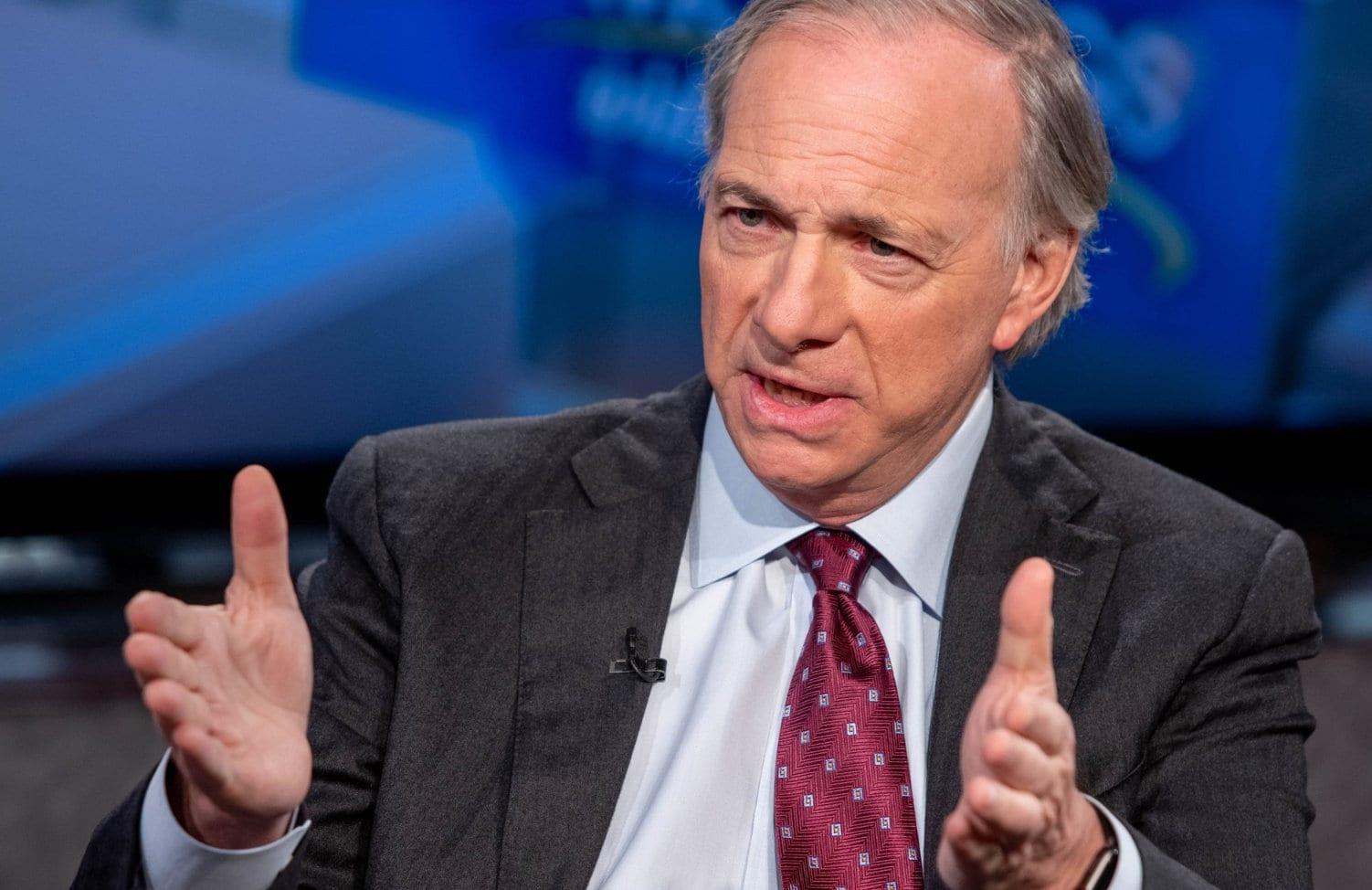 Hedgefund manager Ray Dalio's analysis, U.S. needs redistribution, Robert Steele, Herland Report