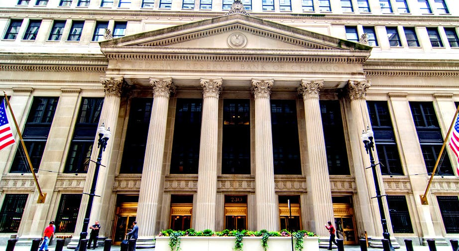The Federal Reserve, Washington DC.