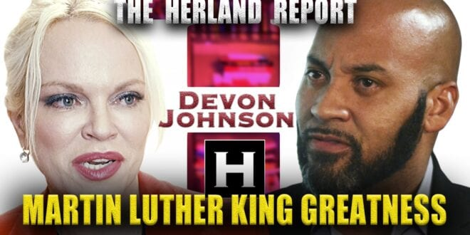 Devon Johnson on Martin Luther King: The universe bends towards justice