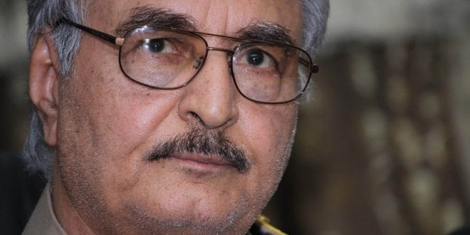Khalifa Haftar is doomed to fail, underestimated US backed opposition, Sasha Toperich, The Hill
