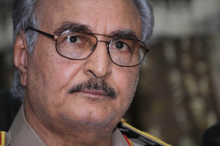 Turkey - NATO secures rulership of Libya as Russian ally Haftar faces defeat:Getty