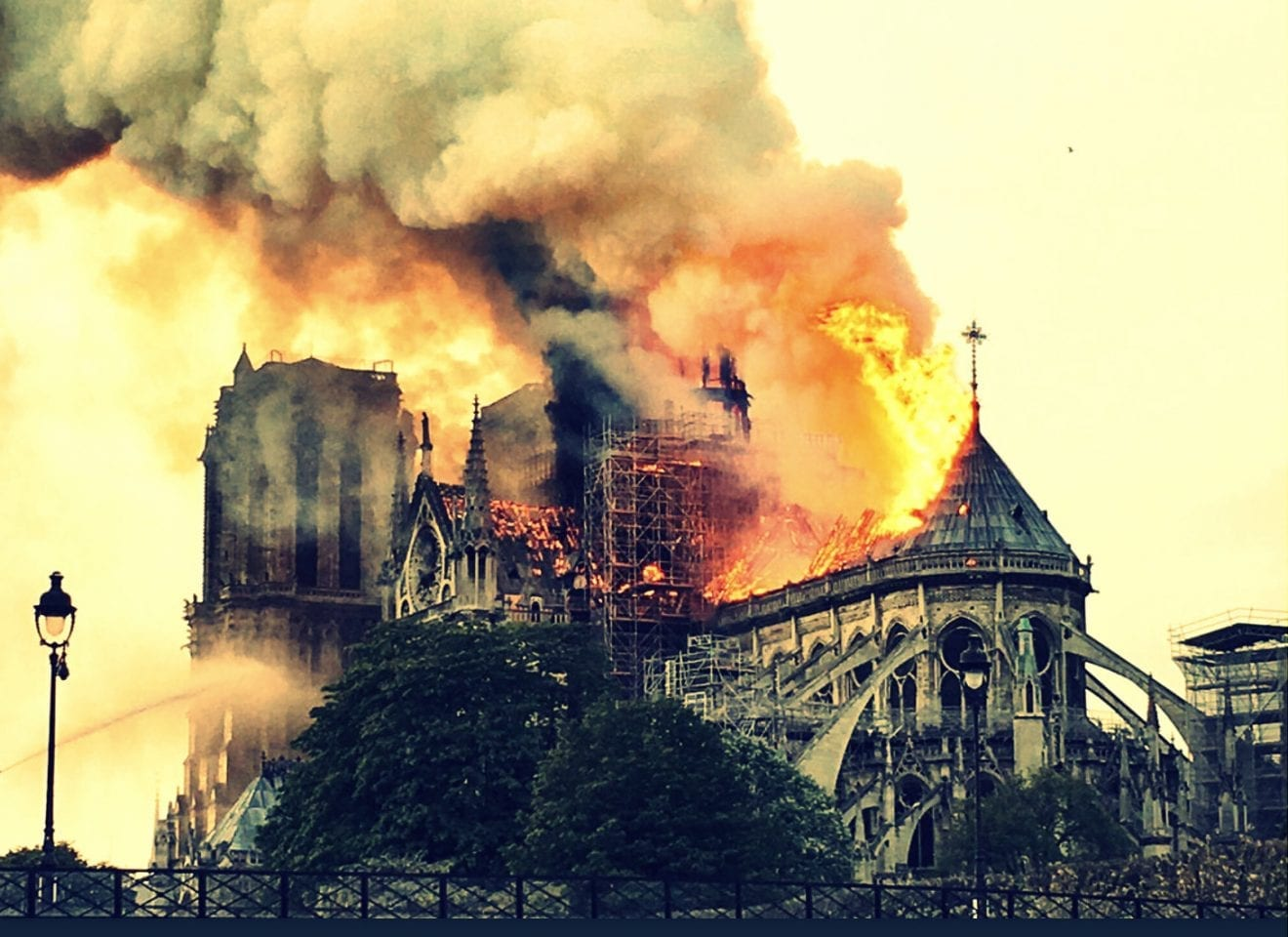 Notre Dame: Christianity desecrated in Europe, 1000 churches vandalized in France alone 2018, Hanne Nabintu Herland, WND