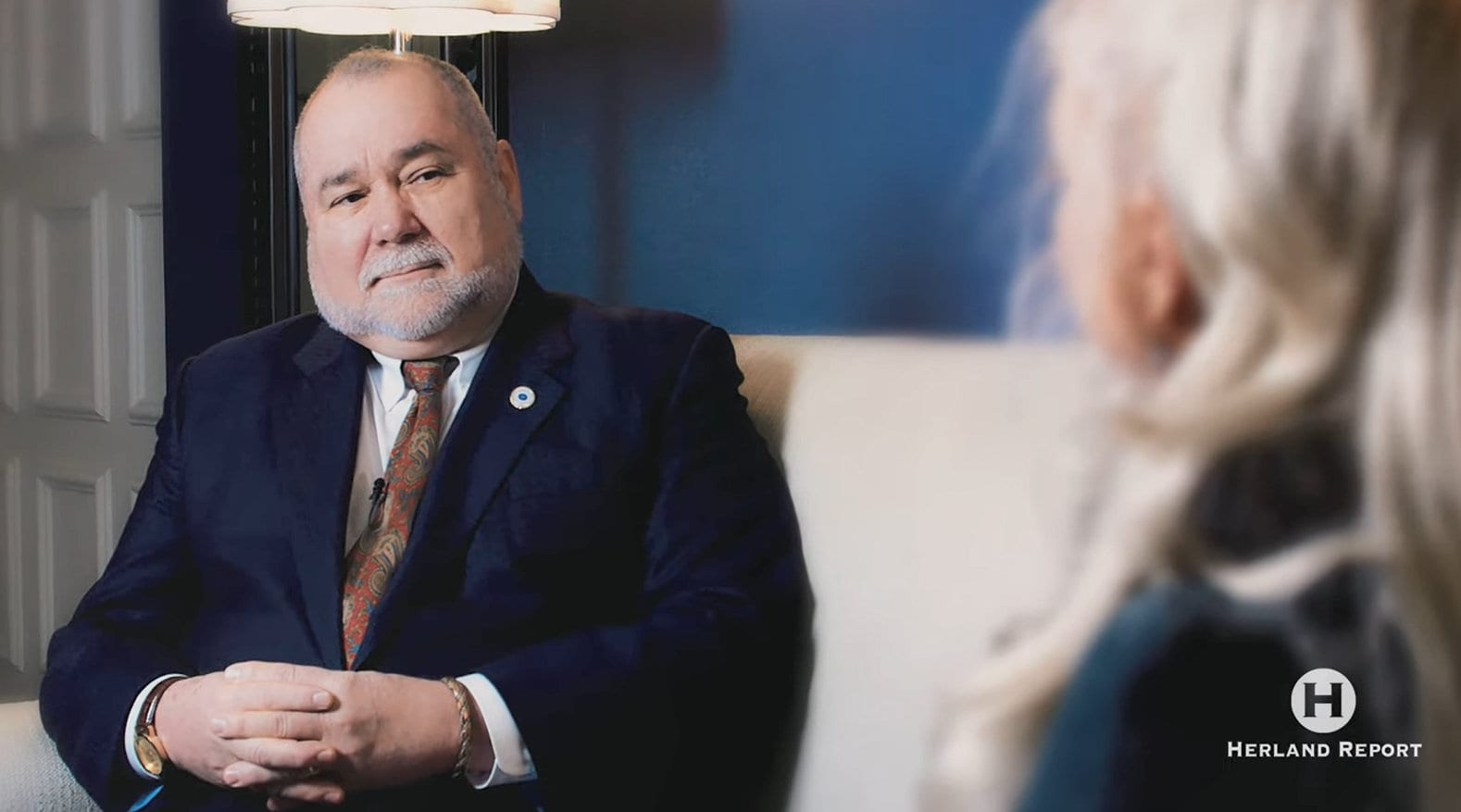 TV interview Robert David Steele: Our political system is totally corrupted, rigged, Hanne Nabintu Herland Report