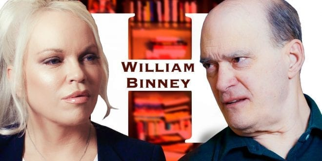 Whistleblower William Binney TV interview, Hanne Nabintu HErland Report