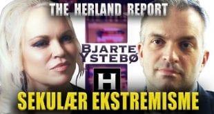 TV intervju: Bjarte Ystebø om sekulær ekstremisme: