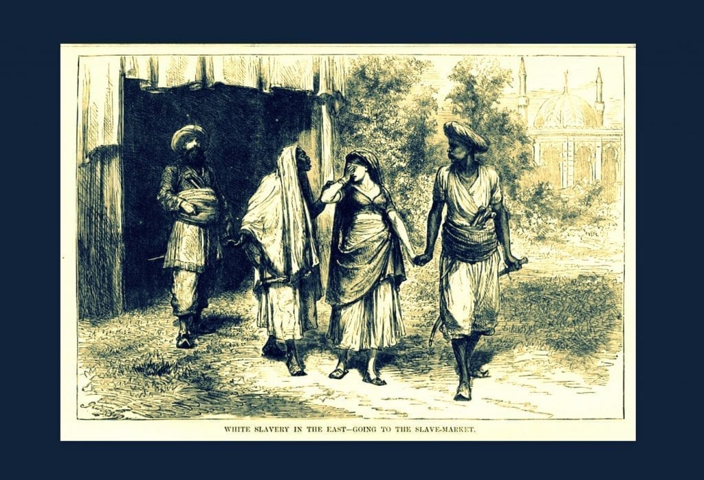 Christian activist preachers and the British Empire abolished Slave Trade: Hanne HErland Report