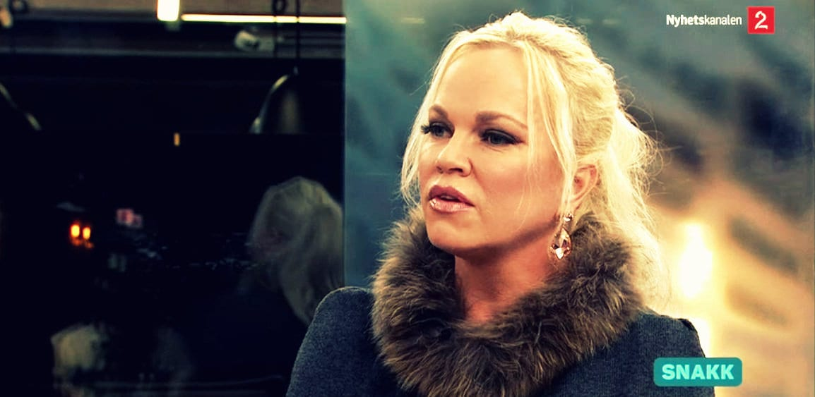 Historian and bestselling author, Hanne Nabintu Herland, founder of The Herland Report.