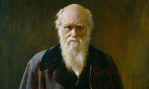 darwinism Charles Darwin portrait Herland Report