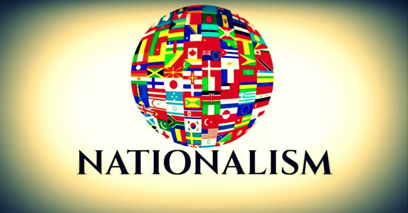 Yes to a healthy Nationalism, No to Globalist Imperialism - Daniel Pipes, Middle East Forum