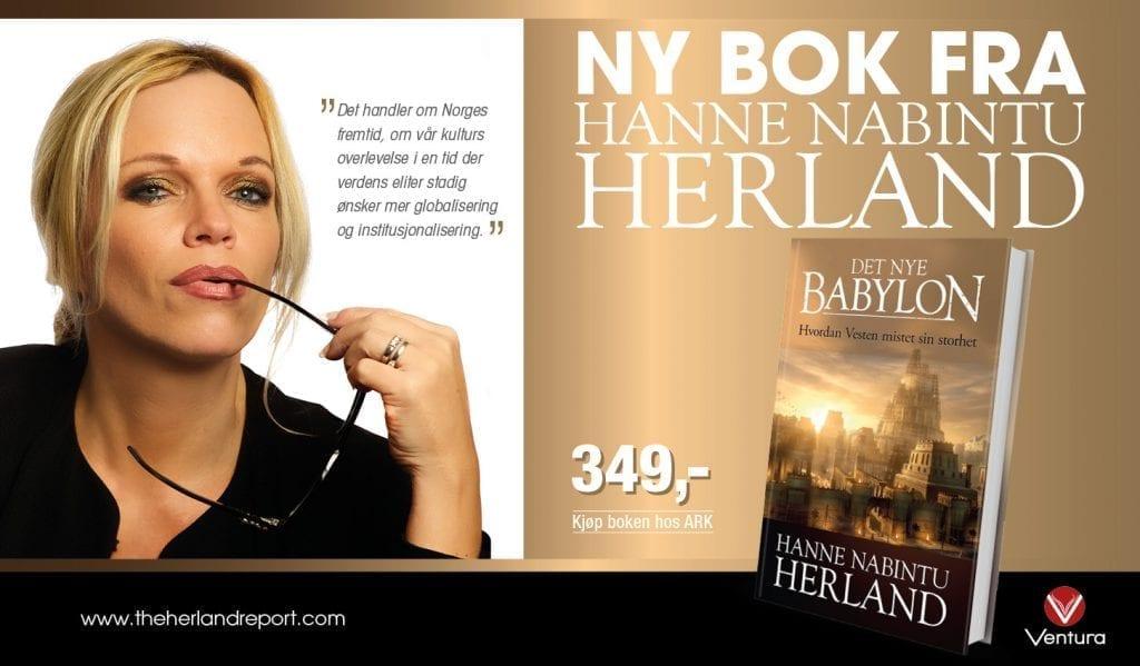 Det nye Babylon Hanne Nabintu Herland