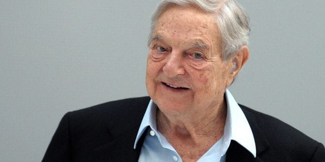 George Soros Politicl Herland Report
